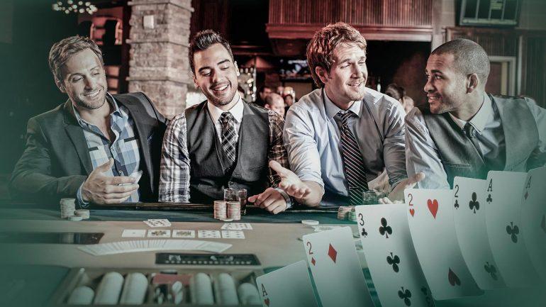 Quero aprender a jogar poker passo a passo