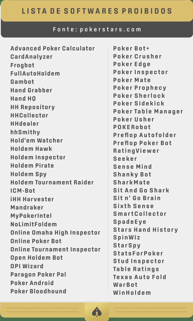 segurança no pokerstars